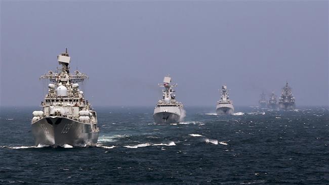 China, Russia begin joint drills near North Korea