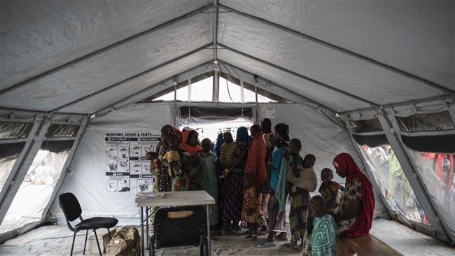 44 die of cholera in Nigeria's militancy-hit northeast: UN