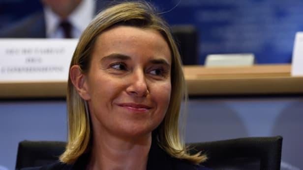 Iran, P5+1 ministers to meet Wednesday: Mogherini
