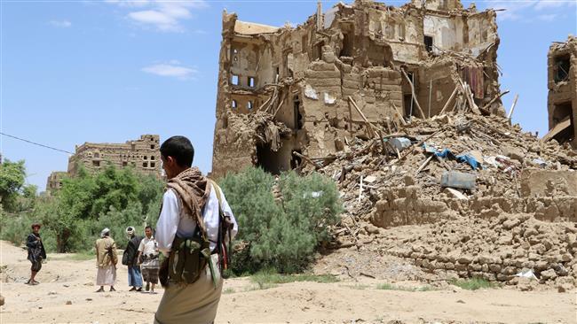 Nine civilians dead as Saudi warplanes bomb NW Yemen