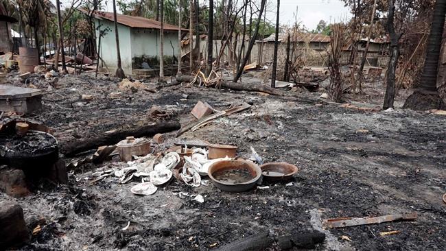 Over 2,600 homes burned in Rohingya-majority Rakhine: Myanmar