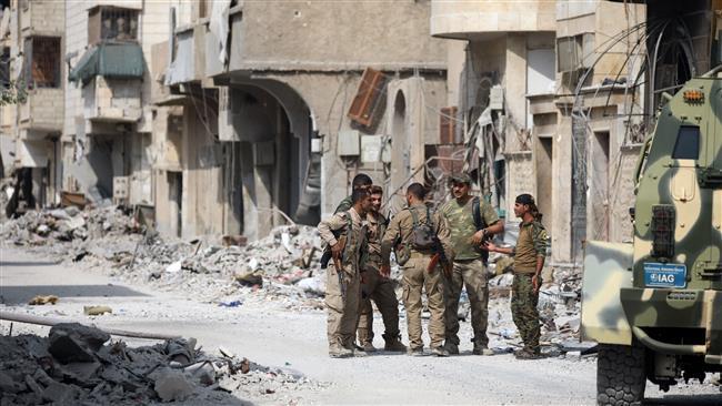 US-backed SDF controlling 90% of Syria's Raqqah: Monitor