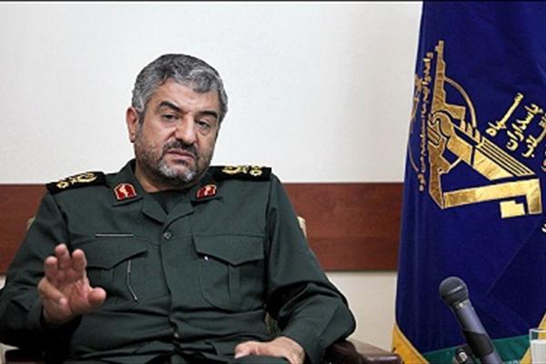 Senior commander deplores Trump's anti-Iran remarks