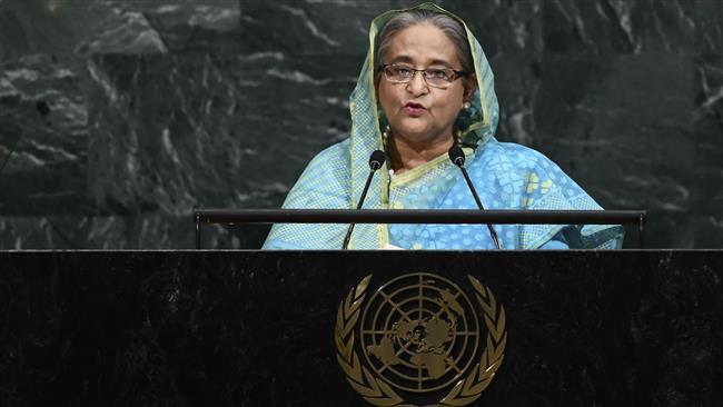 Bangladesh urges 'safe zones' for Rohingya in Myanmar