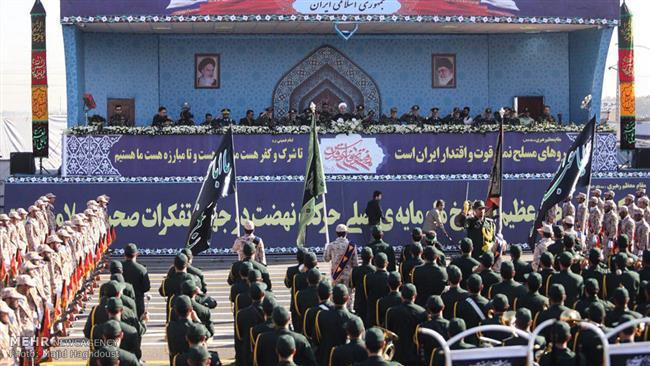 Iran marks Sacred Defense Week with massive military parades
