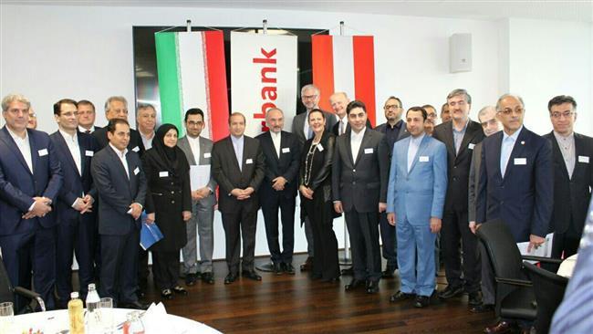 Austria inks major finance deal with Iran