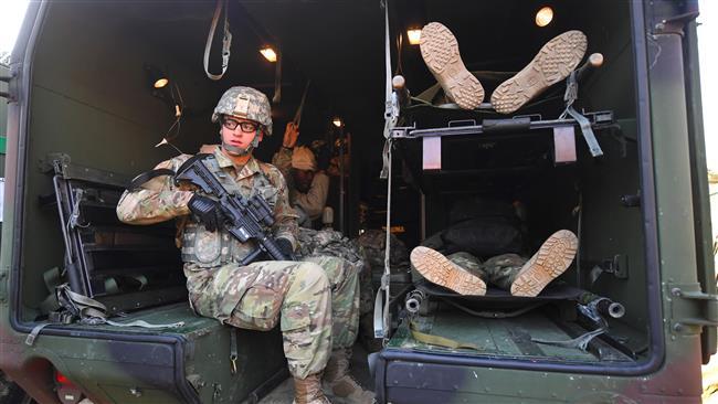 US troops get 'false order' to leave South Korea