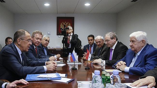 US using Nusra terrorists to hinder Astana talks: Syrian FM
