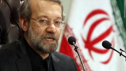 Larijani calls US claim on Iran's support for terrorists 'ridiculous'