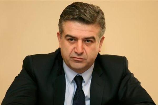 Armenian PM to visit Iran
