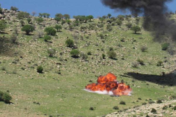 Muharram security drill kicks off in NW Iran