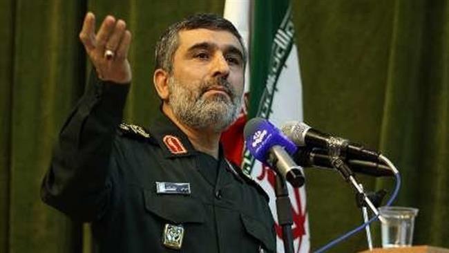 Iran's missile development multiplied after US threats: Commander