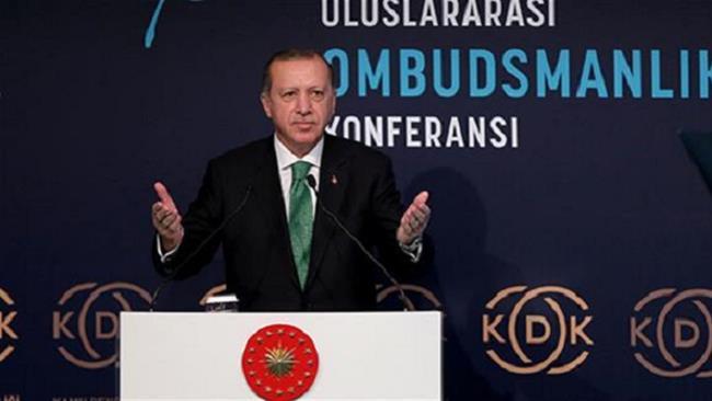 Turkey will close border with Iraqi Kurdish region: President Erdogan