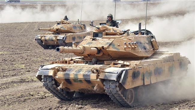 Iraq starts major military drills with Turkey along common border