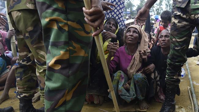 HRW: Myanmar committing 'crimes against humanity' against Rohingya