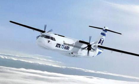 Iran to receive two more ATR planes Thursday