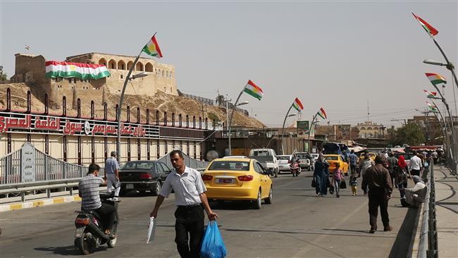 'Iraqi Kurdistan independence benefits US, Israel'