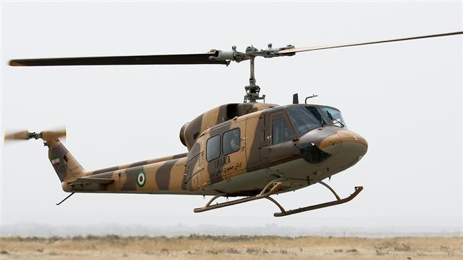 One killed as Iranian army chopper crashes in Urmia