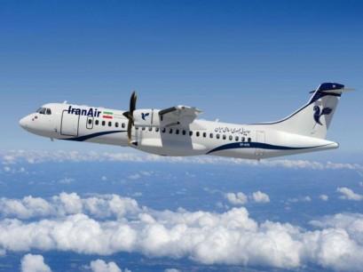 Iran receives two ATR planes