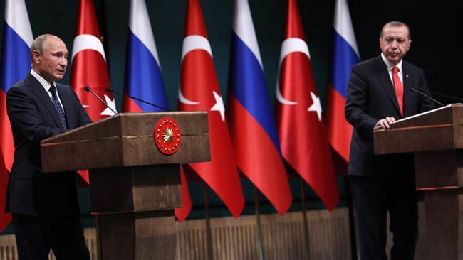 De-escalation zones help end war in Syria: Putin
