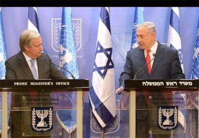 Iranophpbia, Netanyahu's known strategy