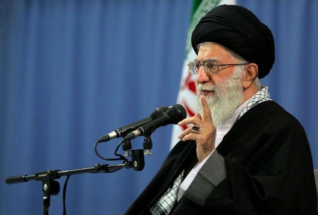 Capable manpower can solve all problems: Ayatollah Khamenei