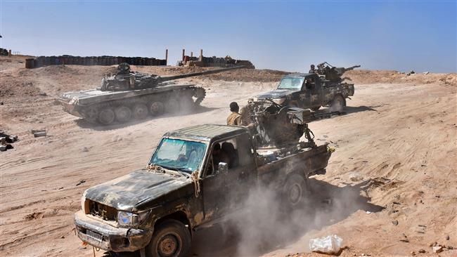 Syria denies reports of Daesh military gains near Dayr al-Zawr