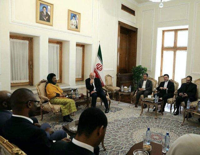 Tehran, Pretoria stress boosting bilateral banking cooperation