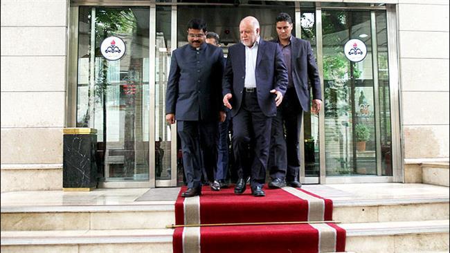 Iran, India seem to be parting ways on Farzad B