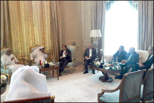 Iran, Oman, Qatar transportation ministers meet in Doha