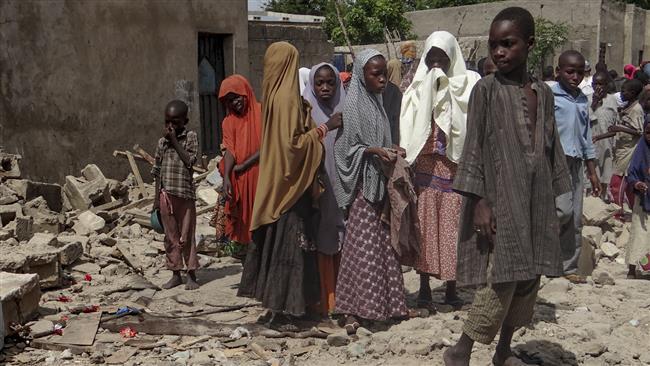 Cholera spreading among Nigeria's IDPs