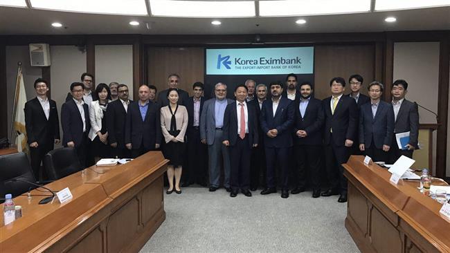 Tehran, Seoul ink agreement on banking ties