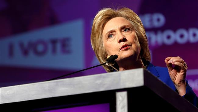 I was running against Trump, Comey, Russian intel: Clinton