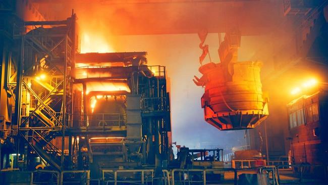 EU rejects punitive measures against Iran steel