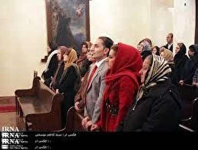 Armenian Christians celebrate New Year in Iran