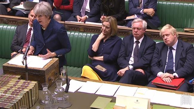 UK PM Theresa May mulling New Year cabinet reshuffle, firing FM
