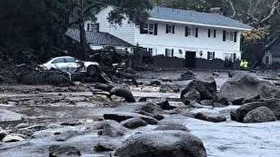 California flooding, mudslides leave 13 dead