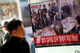 Korea talks ease war fears in Washington, but for how long?