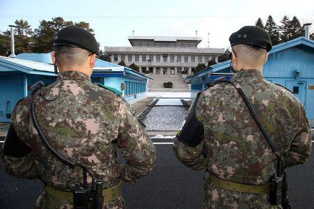 South Korea and North Korea to hold working-level talks on January 15