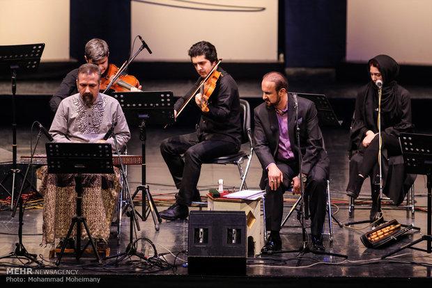 Iran's 33rd Fajr int'l music festival opens