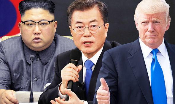 North Korea threatens Seoul after Moon praises Trump over Pyongyang talks