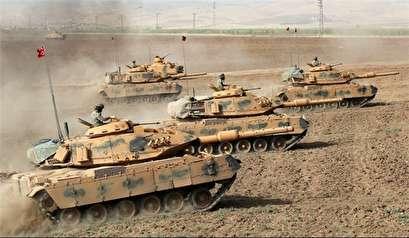Ankara Continues Heavy Attacks on Kurds in Afrin