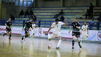 Iran routs Belarus 5-0 in 2018 AFC Futsal Championship buildup