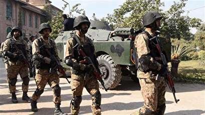 Pakistani army says Indian fire kills 4 soldiers in Kashmir