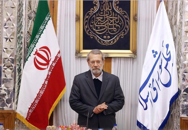 Palestine must not forgotten: Larijani