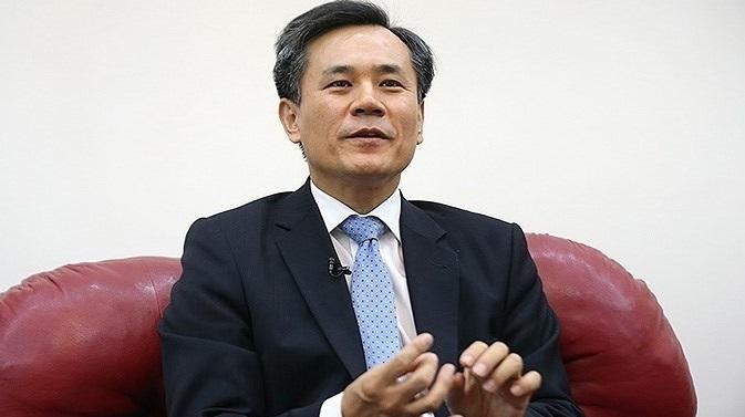 Seoul envoy says Iranian tanker was heading to South Korea