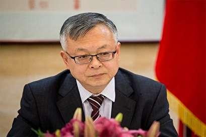 Chinese amb. condoles with Iran on Sanchi tragedy