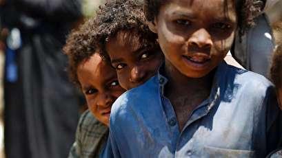 UNICEF: Over 5,000 kids killed by Saudi war on Yemen