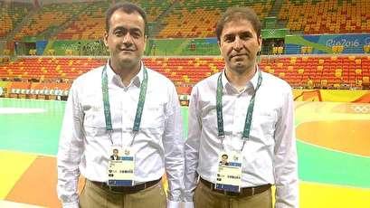 Iranian referees to officiate at 2018 Asian Men's Handball Championship