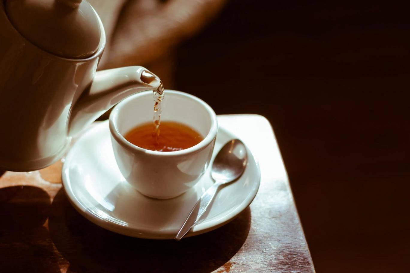 Drinking tea increases creativity, says study